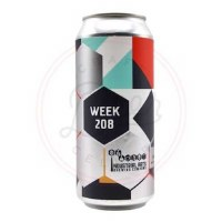Week 208 - 16oz Can