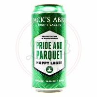 Pride And Parquet - 16oz Can