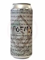 Poem - 16oz Can