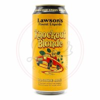 Lawson's Knockout Blonde