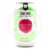 Raspberry Lime - 12oz Can