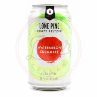 Watermelon Cucumber - 12oz Can