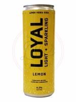 Loyal Lemon - 12oz Can
