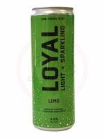 Loyal Lime - 12oz Can