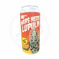 Mars Needs Lupulin - 16oz Can