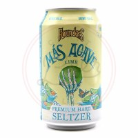 Mas Agave Lime - 12oz Can