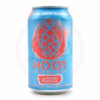Hoot: Lychee Papaya