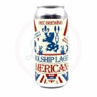 Coolship Lager Americana