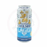 Oec Coolship Lager - 16oz Can