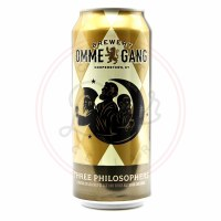Three Philosophers - 16oz Can