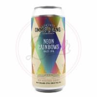 Neon Rainbows - 16oz Can