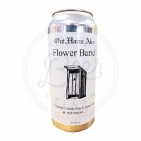 Flower Barrel - 16oz Can