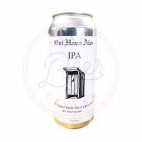 Outl.Haus Ipa - 16oz Can
