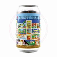 Millenial Mansion - 12oz Can