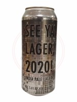 See Ya Lager 2020 - 16oz Can