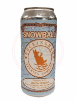 Snowball - 16oz Can