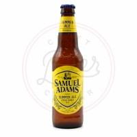 Samuel Adams Summer Ale - 12oz