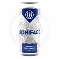 Boniface - 16oz Can