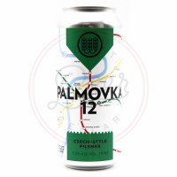 Palmovka 12° - 16oz Can