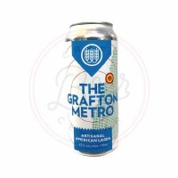 The Grafton Metro - 16oz Can