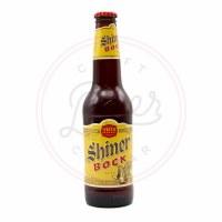 Shiner Bock - 12oz