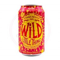 Wild Little Thing - 12oz Can