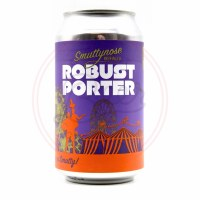 Robust Porter - 12oz Can