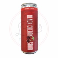 Black Cherry Sour - 12oz Can