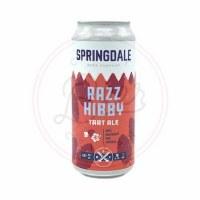 Razz Hibby - 16oz Can