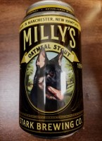 Milly's Oatmeal Stout - 12ozcn
