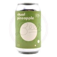 Ritual Pineapple - 12oz Can