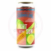 Light Of The Sun - 16oz Can