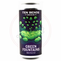 Green Fountains - 16oz Can