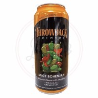 Spicy Bohemian - 16oz Can