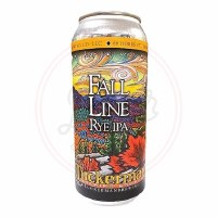 Fall Line - 16oz Can