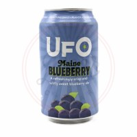 Ufo Maine Blueberry - 12oz Can