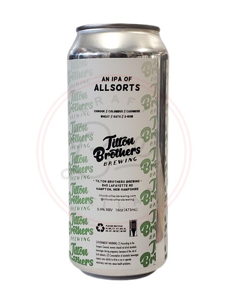 All Sorts - 16oz Can