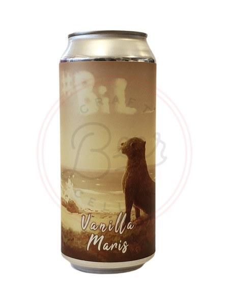 Vanilla Maris - 16oz Can