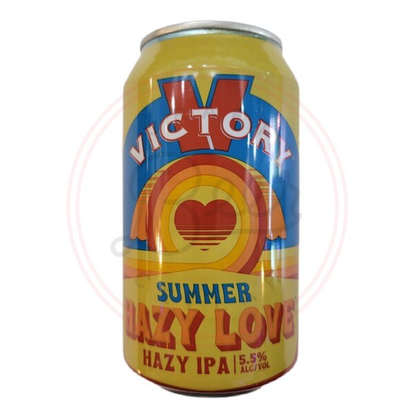 Summer Hazy Love - 12oz Can