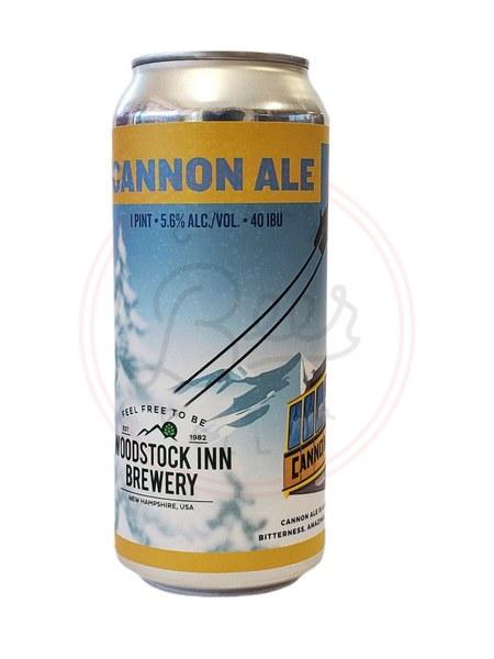 Cannon Ale - 16oz Can