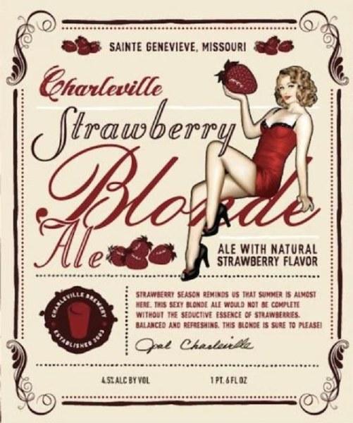 Strawberry Blonde - 12oz