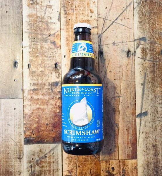 Scrimshaw Pilsner - 12oz