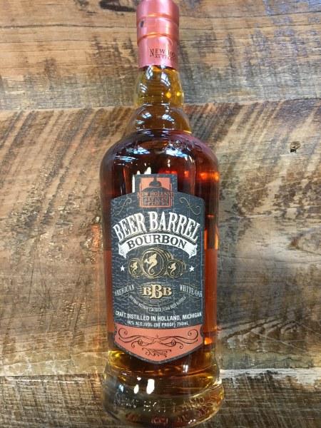 Beer Barrel Bourbon - 750ml