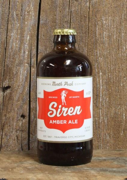 Siren Amber Ale - 12oz