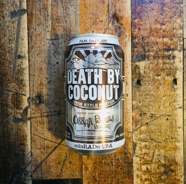 Death By Coconut - 12oz Can
