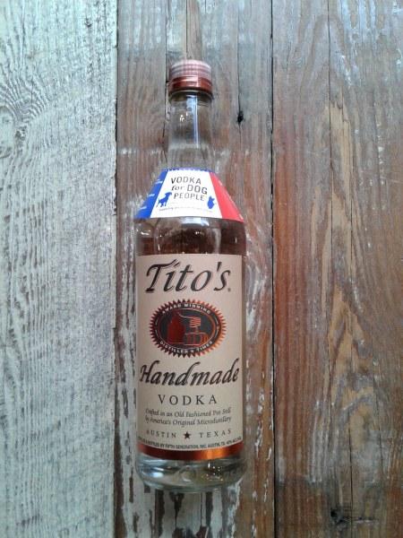 Tito's Handmade Vodka - 750ml