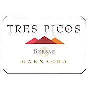 Bodegas Borsao Tres Picos Garnacha Spain 2014
