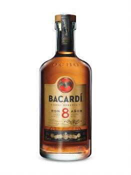 Bacardi Gran Reserva Aged 8 Years (750 ml)
