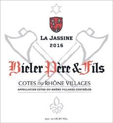 Bieler Pere & Fils Cotes du Rhone 2016 750 ml