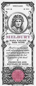 Bond Melbury Proprietary Red Wine 2008/2009